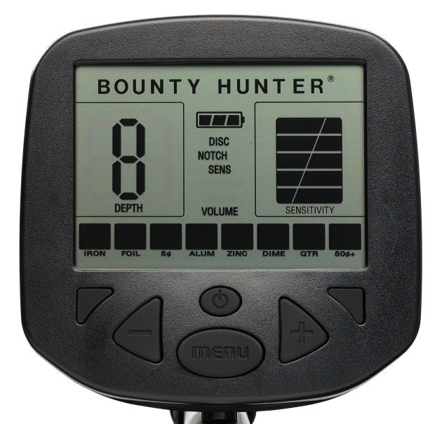 Bounty Hunter ES Gold 2D