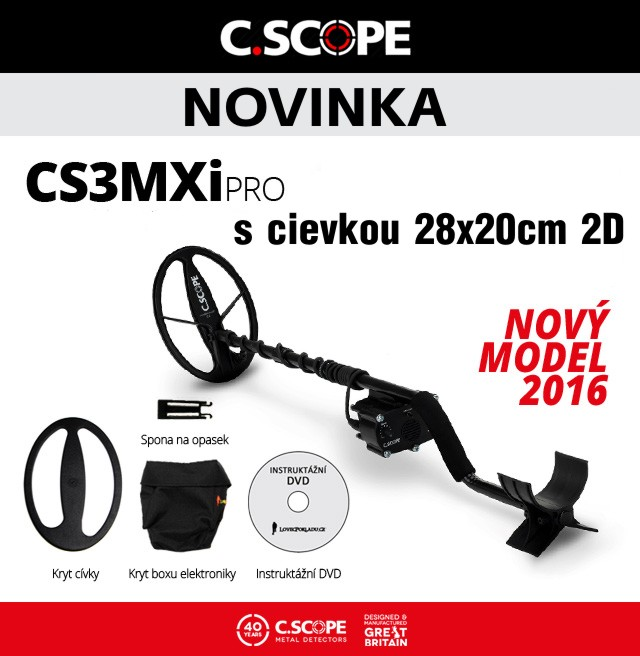 C.Scope CS3MXi Pro