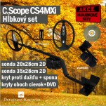 C.Scope CS4MXi hĺbkový set