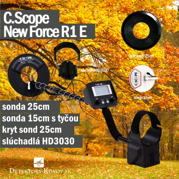 C.Scope New Force R1