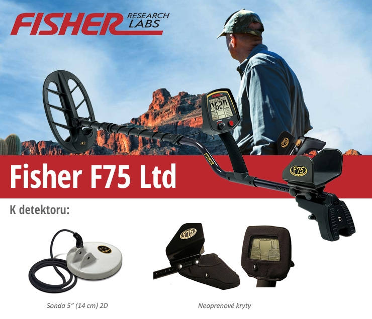 Fisher F75 Ltd V2.0