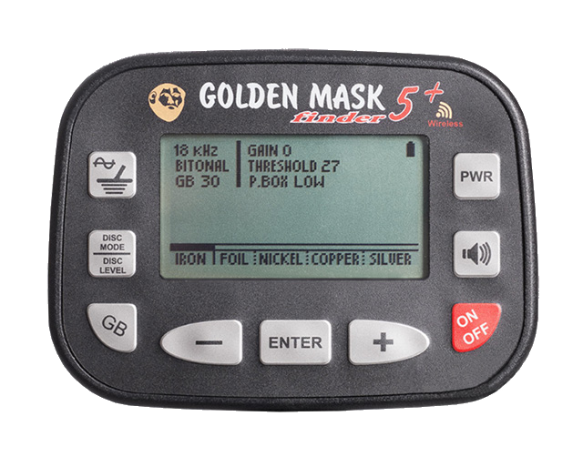 Golden Mask GM5 Plus 9