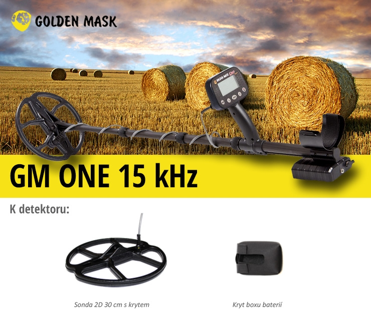 Golden Mask GM ONE 15kHz