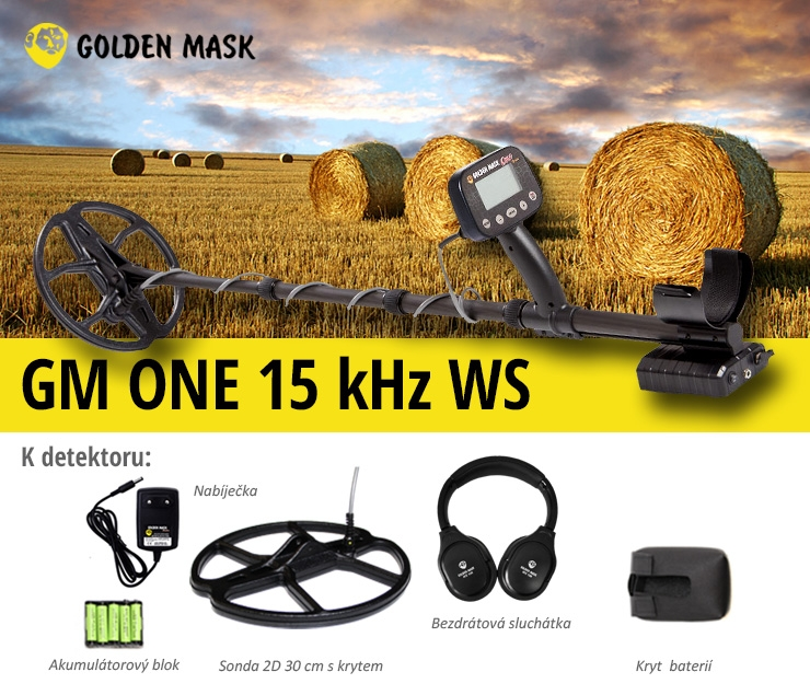 Golden Mask GM ONE 15 WS