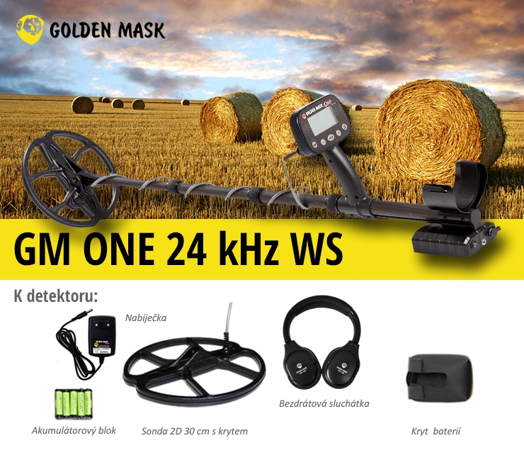 Golden Mask GM ONE 24WS
