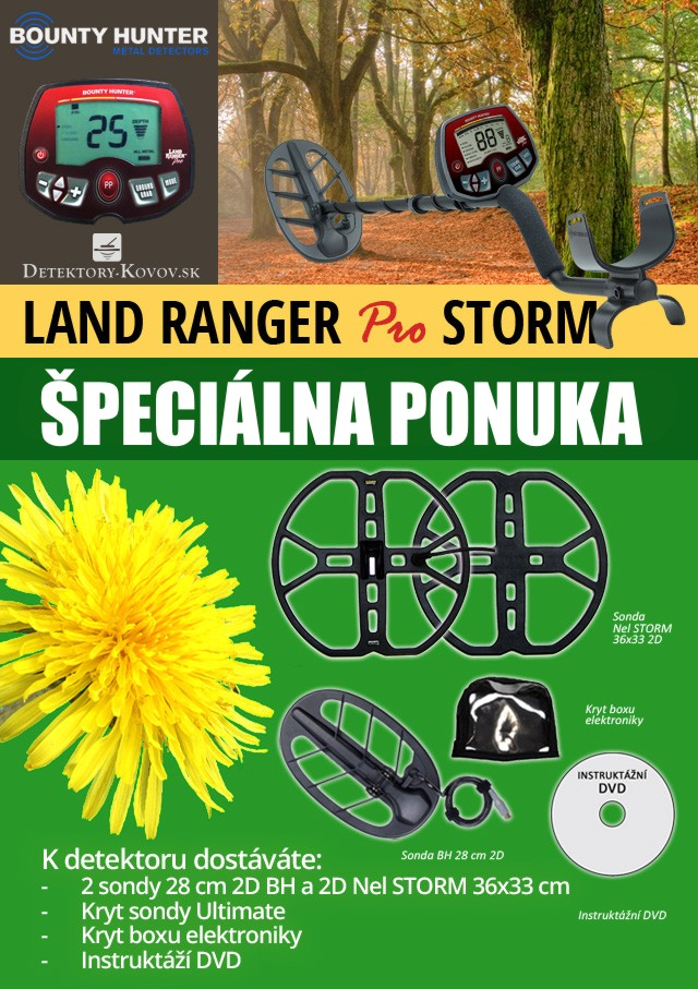 Bounty Hunter Land Ranger Pro Storm