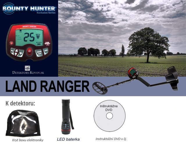 Bounty Hunter Land Ranger Pro