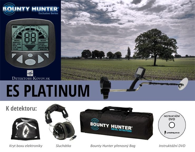 Bounty Hunter ES Platinum